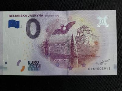 0 EUR BANKOVKA , SR , BELIANSKA JASKYŇA