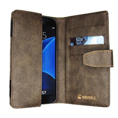 Krusell univerzální peněženkové pouzdro pro Samsung G930 Galaxy S7
