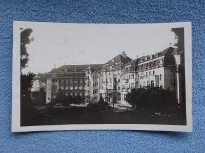Slovensko Piešťany Pöstyén Pistyán Hotel Thermia Palace