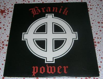 LP - Braník - Power (1991) / Luxusní stav!