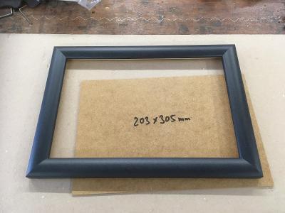 Dřevěné rámečky 203x305mm + mdf - velmi pěkné  - VÝPRODEJ 227039