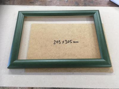 Dřevěné rámečky 203x305mm + mdf - velmi pěkné - VÝPRODEJ 227032