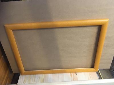 Dřevěné rámečky 457x305mm  velmi pěkné - VÝPRODEJ 273050