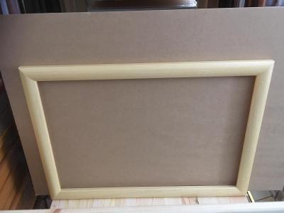 Dřevěné rámečky 457x305mm  velmi pěkné - VÝPRODEJ 273051