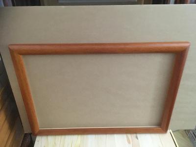 Dřevěné rámečky 457x305mm  velmi pěkné - VÝPRODEJ 273052