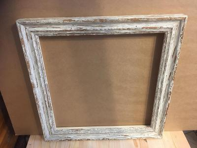 Dřevěné rámečky 305x305mm  velmi pěkné - VÝPRODEJ 273328