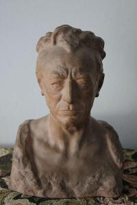 Busta - Eduard Vojan ( Jan Štursa ) č.13ab