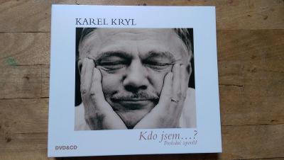 Karel Kryl – Kdo Jsem...? - Poslední Zpověď (CD + DVD)