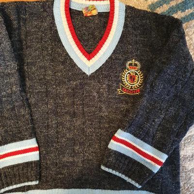 Pletený svetr vel 110