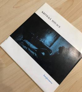 Kritická situace - Forgiveness EP 1996 rarita