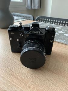 SSSR Fotoaparát ZENIT