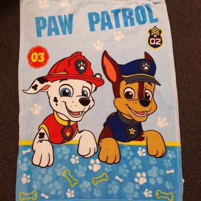 Dětská deka Tlapková patrola