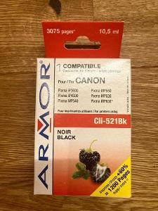 Náplň Armor pro tiskárny Canon PGi520BK - Černá
