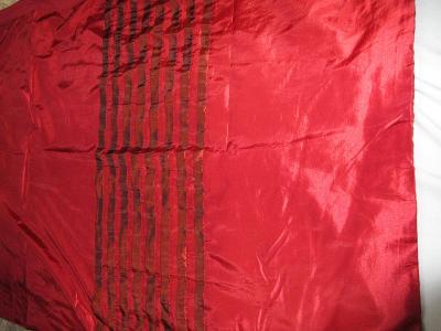 ložní povlečení červené DEBENHAMS