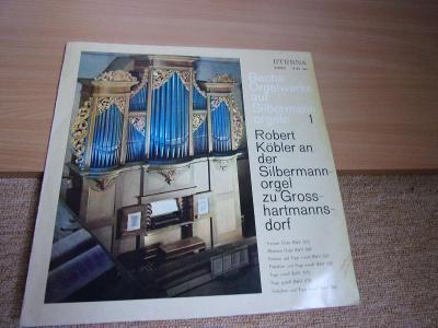 LP J.S. Bach  Robert Köbler