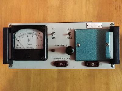 Měřící přístroj