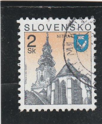 Slovensko  - na doplnění - stavby
