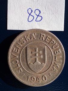 Slovenský štát, 1 Ks 1940