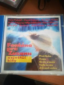 CD Fontána pre Zuzanu