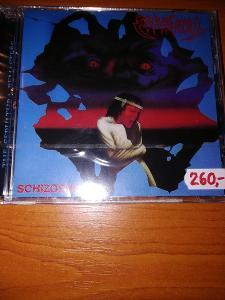Prodám CD Sepultura - Schizophrenia