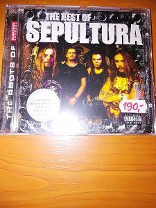 Prodám CD Sepultura - The Best Of