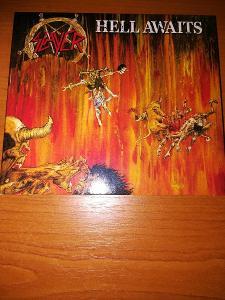 Prodám CD Slayer -Hell Awaits