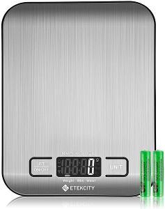 Kuchyňská váha BellaCocool - chromová - max. 5kg - originální obal