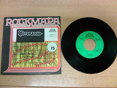 SP-Rockmapa - Motorband - Heavy Metal/V říši ptáků 1989
