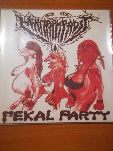 Prodám LP Hermaphrodit - Fekal Party