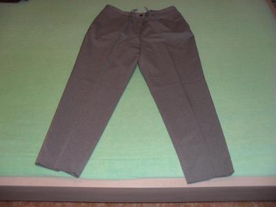 Kalhoty šedé barvy