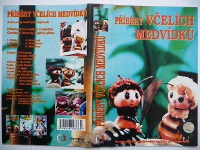 Příběhy včelích medvídků - ČR 1984
