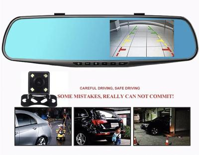 Nové zrcátko s kamerou přední i zadní, kamera do auta, smart mirror