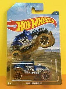 Baja Bone Shaker - Hot Wheels 6/6 (E24-15)