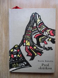 Kukučín Martin - Pred skúškou (1. vydání)