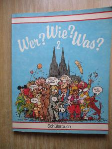 Vieth Thomas - Wer ? Wie ? Was ? 2 Schülerbuch