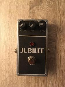 Lovepedal Jubilee Klon (Marshall amp in a box)