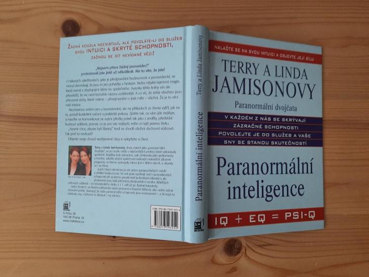 Paranormální inteligence Terry a Linda Jamisonovy - Knihy