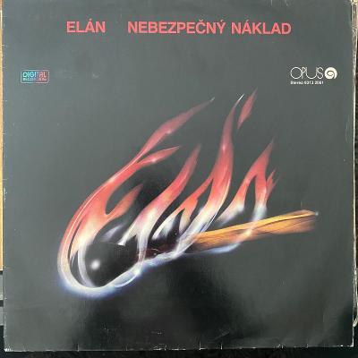 Elán – Nebezpečný Náklad - LP vinyl