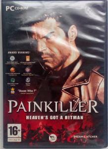 Painkiller - výtečný akční nářez, krabicová verze!