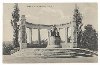 Pohlednice, Hannover, Německo, MF, 25/43