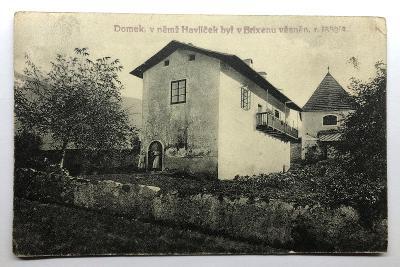 Stará pohlednice / dopisnice / pohled K. H. BOROVSKÝ - BRIXEN - ITÁLIE