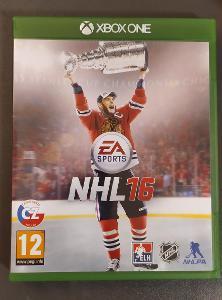 NHL 16 - CZ