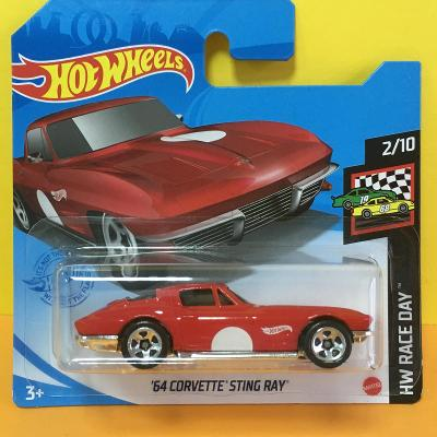'64 Corvette Sting Ray - Hot Wheels 2021 10/250 (E25-6)