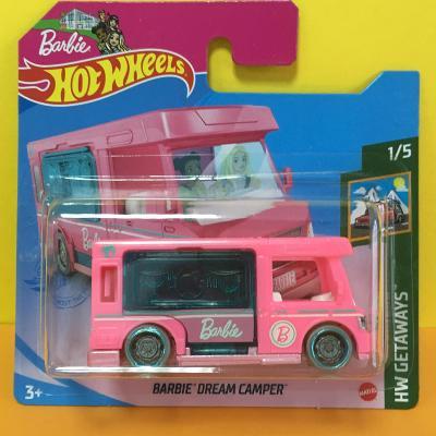 Barbie Dream Camper - Hot Wheels 2021 21/250 (E25-15)