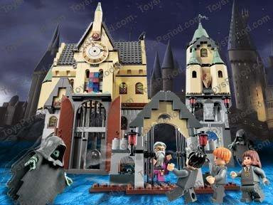 Vlna lego aukcí od legomania / LEGO HARRY POTTER 4757