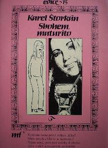 Karel Štorkán Sbohem, maturito ilustraceV.Jiránek a P.Urban
