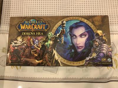 World of Warcraft desková hra