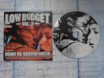 CD HipHop Low Budget: Vol. 2 /Orion Na Gramofonech/ La4,SuperCrooo