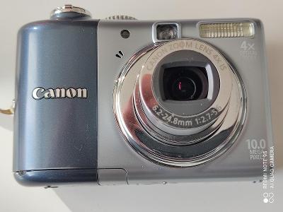 Fotoaparát CANON POWER SHOt A 1000IS 10Megapixelů TOPSTAV