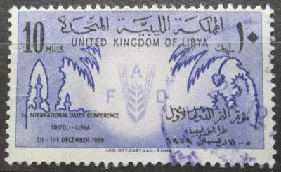 Libye 1959 Konference FAO Mi# 82 0016